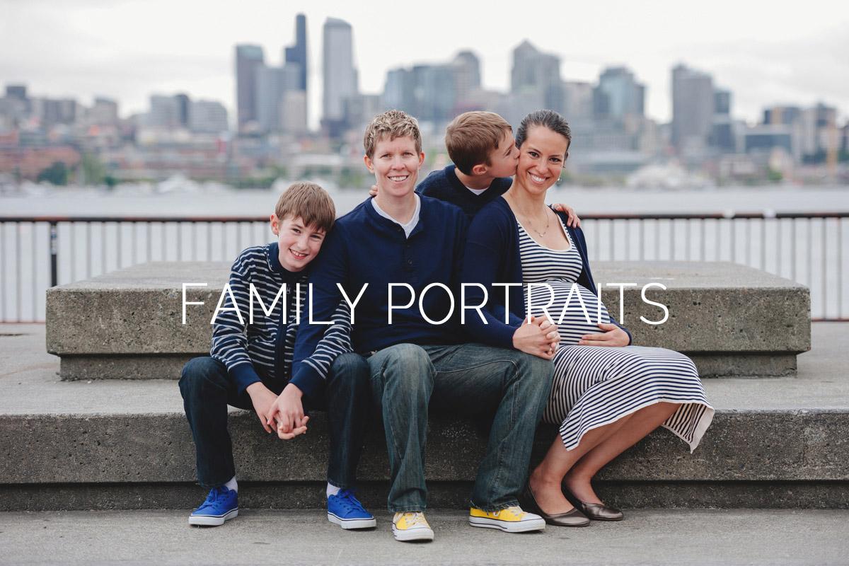 Seattle based wedding and family photographer | www.jennrepp.com